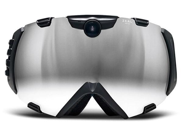 9327c4cfc31 Zeal Optics iON HD Camera Goggles   Z3 GPS Live Goggles