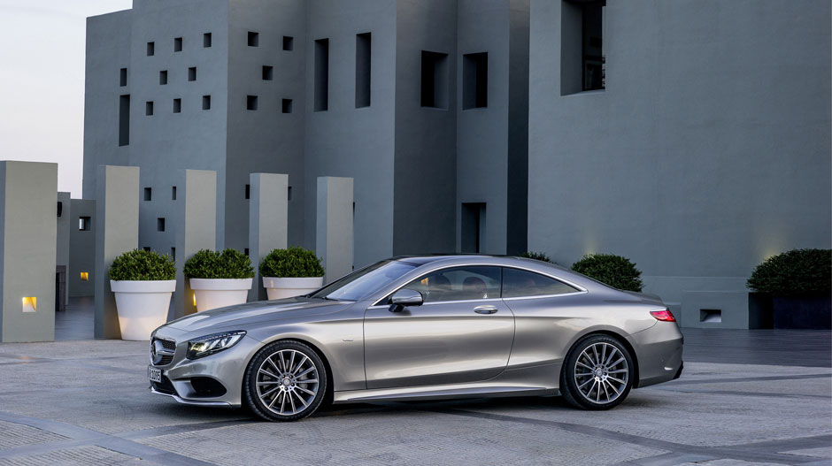 2015 MercedesBenz S63 AMG 4MATIC Coupe Gallery  The Circle
